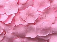 100 Petalos de rosa para decoración bodas eventos en rojo lila crudo azul rosa