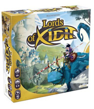 Bundle Job Lot of 6 Asmodee Lords of Xidit  Board Game - New in Shrink