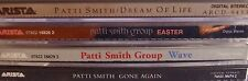 Patti Smith- Dream of Live (USA 1988)/ Easter/ Wave/ Gone Again- 4 CDs- lesen