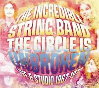 THE INCREDIBLE STRING BAND The Circle Is Unbroken (2018) 2xCD album NEW/SEALED
