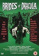 Brides of Dracula   (DVD)    Brand New