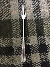 Lovely Antique Nickel Silver Pickle Fork