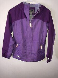 Champion Girls' Jacket Size 10/12 Purple