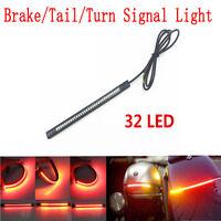 33SMD Red LED Bar Brake Tail Light & Left/Right Turn Signal Lamp for Suzuki Moto