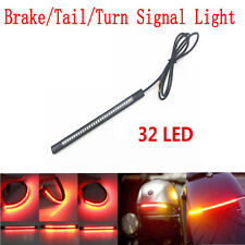 33SMD Red LED Bar Brake Tail Light & Left/Right Turn Signal Lamp for Suzuki Moto