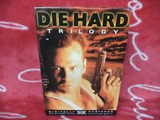 Die Hard trilogy box set 3 disc - LIKE NEW DVD Set NICE