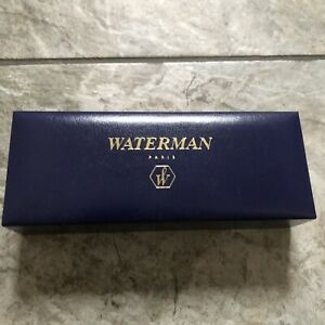 Waterman Pen Boxed Preowned