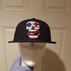 Misfits Red White and Blue Hat