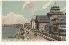 Saint Malo Casino & le Sillon France LL Postcard 383a