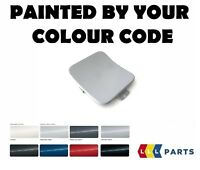 NEW BMW E84 M SPORT REAR BUMPER TOW HOOK EYE COVER RIGHT PAINTED BY YOUR COLOR