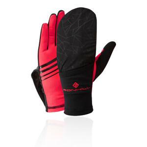 Ronhill windblock flip gloves running jogging outdoors RRP £25.00