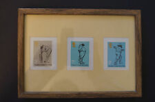Cricket Collectable - Framed - County Cricket Centenary Set - Unused - W.G.Grace