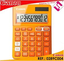 CALCULATOR COLOUR ORANGE INTENSO SERIES END K MINI POCKET 10 DIGITS OFFER