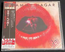 Sammy Hagar - Three Lock Box CD (2018, Geffen) New Sealed Japan Limited Edition