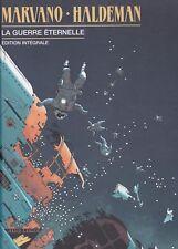 BD  La guerre Eternelle - Intégrale - E.O. 2002  TBE  - Marvano