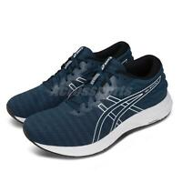 Asics Gel-Excite 7 Twist Mako Blue White Mens Road Running Shoes 1011A658-400
