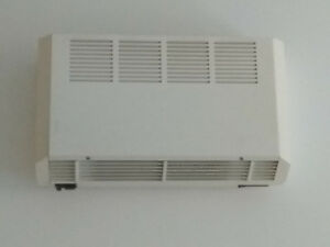 Smiths Ecovector High Level HL 1000 12v for bathrooms FAN ASSISTED RADIATOR