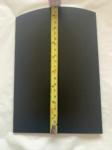 A5 Arched BLACKBOARD CHALKBOARD TABLE TOP COUNTER SPECIALS MENU DISPLAY Arch Pen