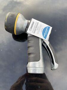 Melnor Adjustable Outdoor Sprayer Nozzle Heavyweight Metal Rear Trigger