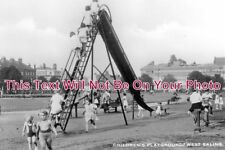 LO 614 - Childrens Playground, West Ealing, London - 6x4 Photo