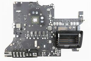 """iMac 27"""" A1419 Late 2015 Logic Board -2GB AMD Radeon R9 M380 GPU *NO CPU*"""