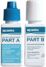 Aquamira Water Treatment Kit For up to 30 Gallons of Water