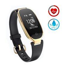 Montre Intelligente Femme Bluetooth Smartwatch Ecran de Sommeil