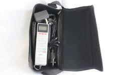 Vintage Motorola US West MegaPhone Cellular Cell Analog Bag Phone Brick Car Bag