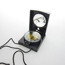 Marschkompass VEB Freiberger Präzisionsmechanik Kompass compass