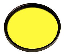 Filtro Colorato Giallo 49mm 49 mm NUOVO