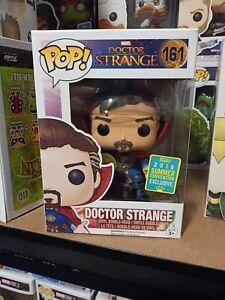 Marvel Funko Pop - Doctor Strange - SDCC Exclusive - No. 161