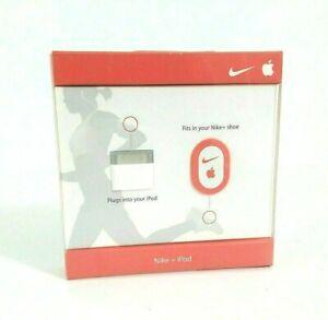 Nike + iPod Sport Kit Running Shoe Sync Sensor Wireless Connection Apple New