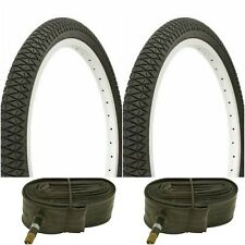 """1 Bicycle Tire 20/"""" x 1.75/"""" Red Wall Lowrider//Chopper//Cruiser Any Bike 258348"""