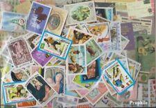 Dominica Postzegels 200 verschillende Postzegels