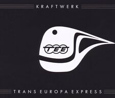 "KRAFTWERK ""TRANS EUROPA EXPRESS (REMASTER)"" CD NEW"