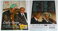 LADY GAGA THE LADY IS A TRAMP DVD HD  (STAMPA CINESE)