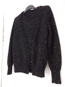 Knitted Twin Set (Tank Top & Cardigan)