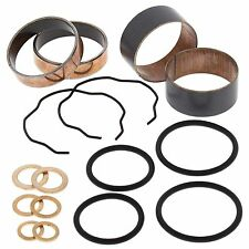 Triumph Speed Four/4, 600 cc, 2003-2006, Front Fork Bushing Rebuild Kit