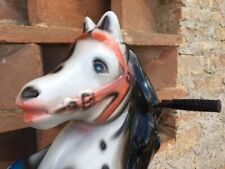 cavallo giostra anni 60  carousel vintage cavallino carousel horse