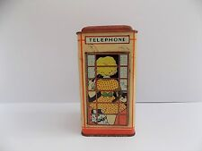 CHAD VALLEY TELEPHONE MONEY BOX GOOD CONDITION RARE 1940/50S ?