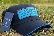Navitas x Total Fishing Tackle Blue & Black Patch Fishing Baseball Cap