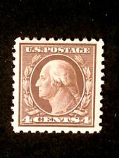 U S stamps Scott 427 four cent Washington issue mint cv 32.50