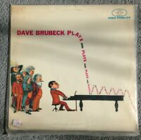 DAVE BRUBECK - Plays and Plays and Plays (1958) Vinyl LP (Vocalion LAE 572) Jazz
