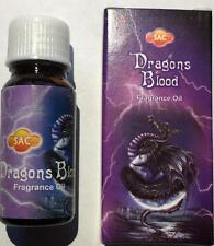 SAC's Dragon's Blood Fragrance Oil!