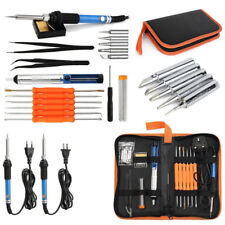 110V/220V 60W Adjustable Electric Temperature Welding Soldering Iron Tool KY