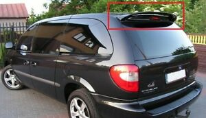 CHRYSLER GRAND VOYAGER 2001 - 2006 SPOILER ROOF POSTERIORE NEW