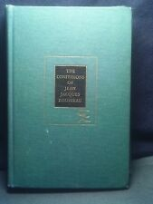 The Confessions of Jean Jacques Rousseau The Modern Library