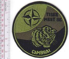 NATO Tiger Meet Cambrai France 1986 French Base Aerienne Cambrai NTM 1986 acu