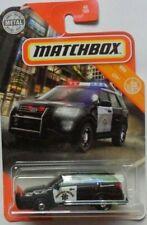 Matchbox 2020 MBX CITY 2016 Ford Interceptor Utility 48/100