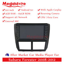 """9"""" Octa Core Android 9.1 Car non dvd Media Player GPS For Subaru Forester"""